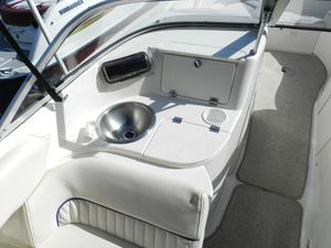 Used Monterey 220 Sport Deck Boat For Sale
