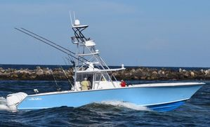 Used Seahunter Sports Fishing Boat For Sale