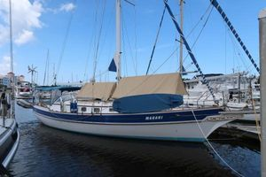 Used Gozzard Aft cockpit Cutter Sailboat For Sale