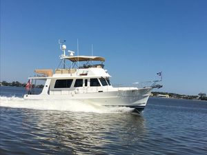 Used Grand Banks 43 Heritage Europa Trawler Boat For Sale