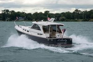 Used Legacy 32 Downeast Fishing Boat For Sale