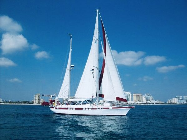 Used Morgan Out Island 51 Ketch Cruiser Sailboat For Sale