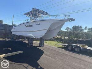 Used Pro Sports 2860 Pro Kat CC Power Catamaran Boat For Sale