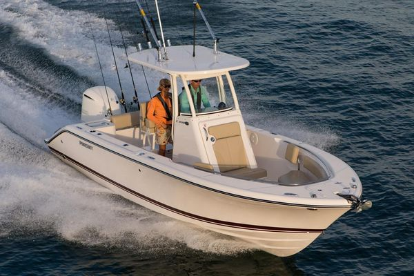 New Pursuit C 238 Center Console Saltwater Fishing Boat For Sale