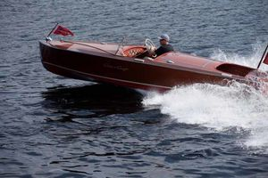 Used Chris-Craft Racing Runabout Antique and Classic Boat For Sale