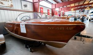 Used Chris-Craft Capri Antique and Classic Boat For Sale