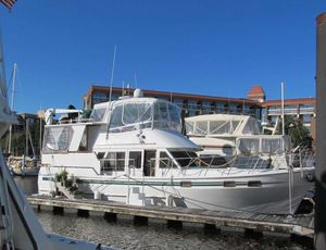 Used Senator 43 Sundeck Trawler Boat For Sale