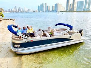 Used Avalon Luxury Pontoons Avalon Catalina Pontoon Boat For Sale
