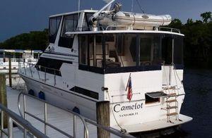 Used Nova Embassy 44 Sundeck Motor Yacht For Sale