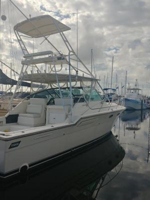 Used Tiara Sport Open Palm Beach Cruiser Boat For Sale