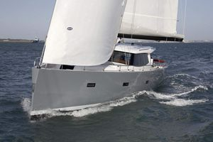 New Moody 45 Decksaloon Cruiser Sailboat For Sale