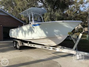 Used Sportsman Open 242 CC Center Console Fishing Boat For Sale