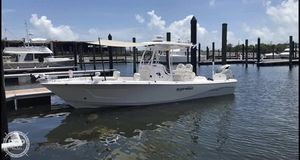 Used Blue Wave 2800 Pure Bay Center Console Fishing Boat For Sale