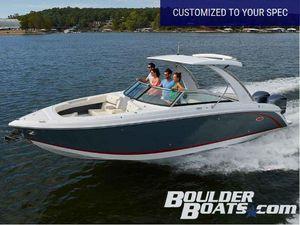 New Cobalt 30SC Bowrider Boat For Sale