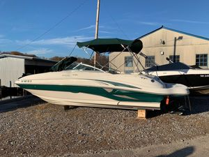 Used Sea Ray 220 Sundeck Express Cruiser Boat For Sale