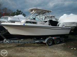 Used Grady-White Overnighter 205 Walkaround Fishing Boat For Sale