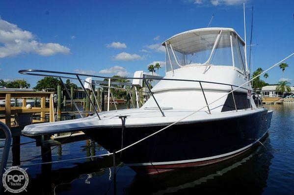 Used Tiara 3300 Flybridge Sports Fishing Boat For Sale