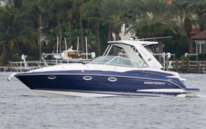 Used Monterey Sports Cruiser Boat For Sale