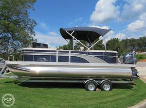 Used Bennington SX22 RXP Pontoon Boat For Sale