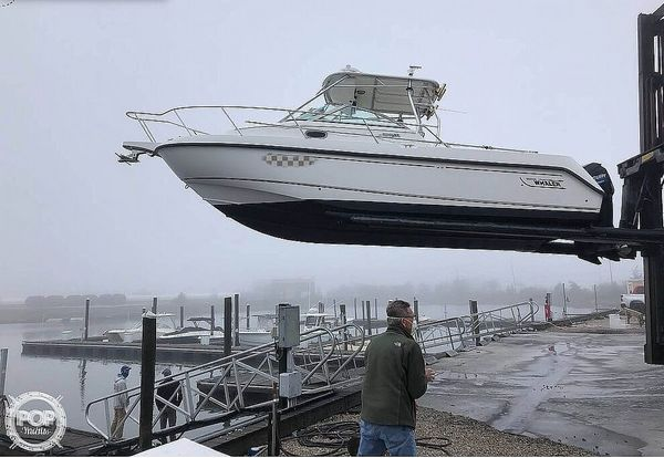 Used Boston Whaler 275 Conquest Walkaround Fishing Boat For Sale