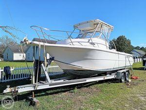 Used Sea Fox 257 WA Walkaround Fishing Boat For Sale
