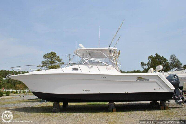 Used Pro Sport 36 Prokat Sportfish Sports Fishing Boat For Sale