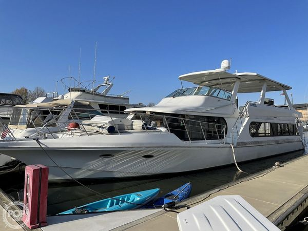 Used Bluewater 643 Aft Cabin Boat For Sale