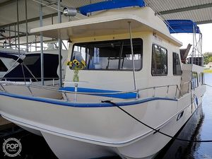 Used Holiday Mansion Coastal Barricuda Aft Cabin House Boat For Sale