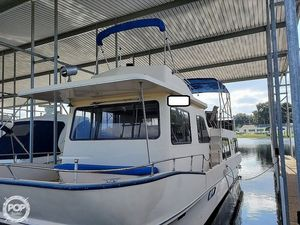 Used Holiday Mansion Coastal Barracuda Aft Cabin House Boat For Sale