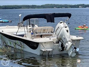 Used Carolina Skiff 238 DLV Center Console Fishing Boat For Sale