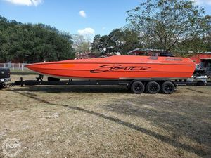 Used Skater 32A High Performance Boat For Sale