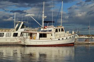 Used Kadey-Krogen Widebody Trawler Boat For Sale