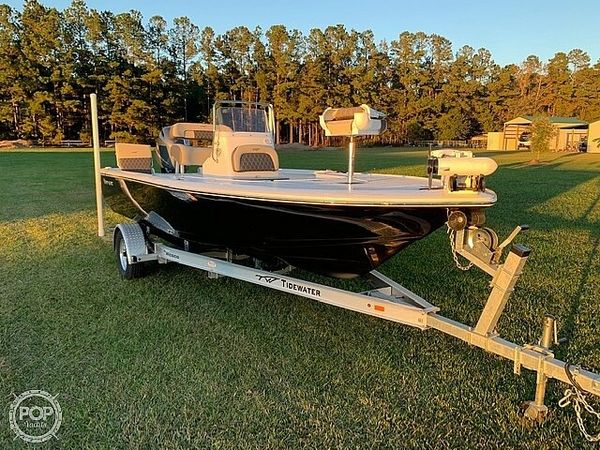 Used Tidewater 1910 Bay Max Bay Boat For Sale