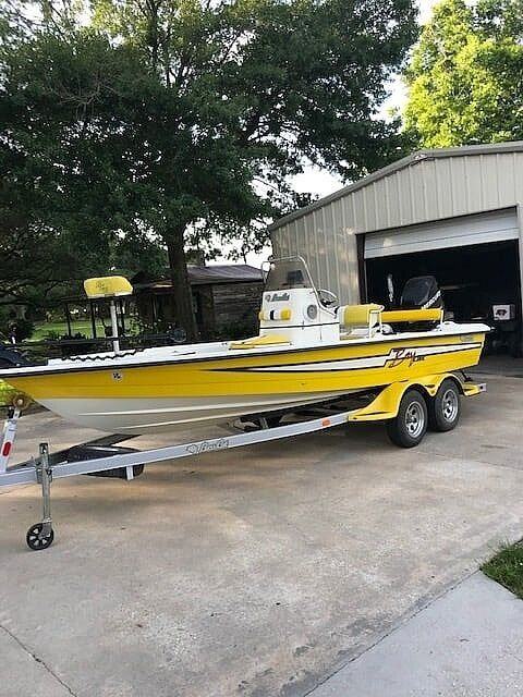 Used Bass Cat Bay Cat 22 Bay Boat For Sale