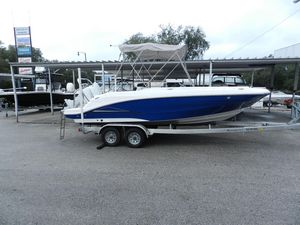 New Hurricane 205 Deck Boat For Sale