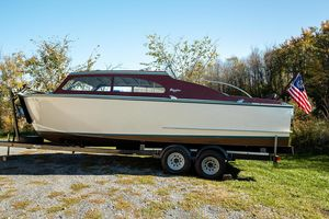Used Higgins Deluxe Sedan Cruiser Antique and Classic Boat For Sale