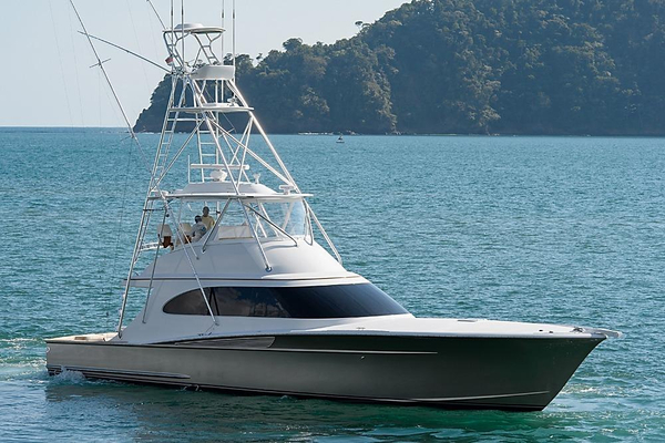 Used Spencer Yachts Custom Carolina Sports Fishing Boat For Sale