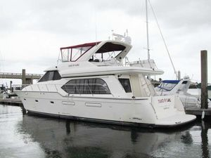 Used Bayliner 5788 PH Motor Yacht Pilothouse Boat For Sale