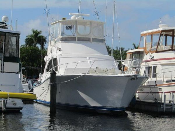 Used Post 46 Sportfish Convertible Fishing Boat For Sale