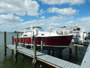 Used Back Cove Trawler Boat For Sale