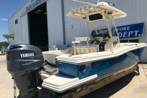 Used Scout 235 CC Center Console Fishing Boat For Sale