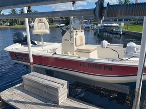 Used Carolina Skiff 15 JV Center Console Fishing Boat For Sale