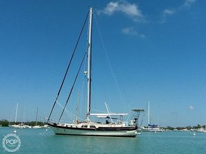 Used Csy Walkthrough 44 Cutter Sailboat For Sale