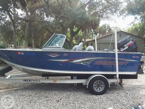 Used Alumacraft Trophy 185 Aluminum Fishing Boat For Sale