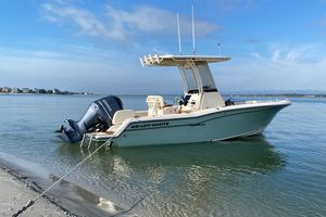 Used Grady-White Fisherman 216 Center Console Fishing Boat For Sale
