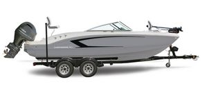 New Chaparral 21 SSI Ski & Fish OB High Performance Boat For Sale