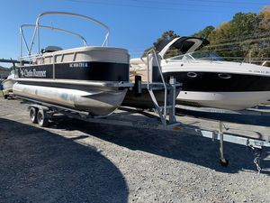 Used Sunchaser 8522 Cruise Pontoon Boat For Sale
