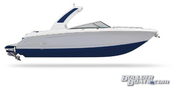 New Chaparral 30 Surf Ski and Wakeboard Boat For Sale