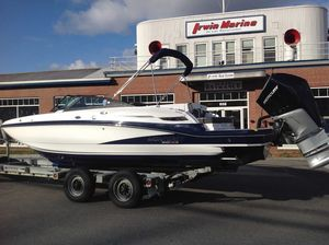 New Monterey M45 Ski and Fish Boat For Sale