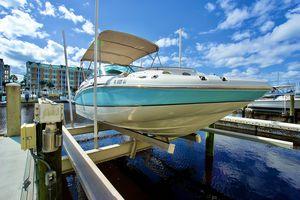 Used Hurricane Sundeck 2000 Pontoon Boat For Sale